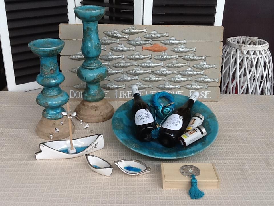 Ιδέες για δώρο με κεραμικά πιατέλα και διακοσμητικά  . . .